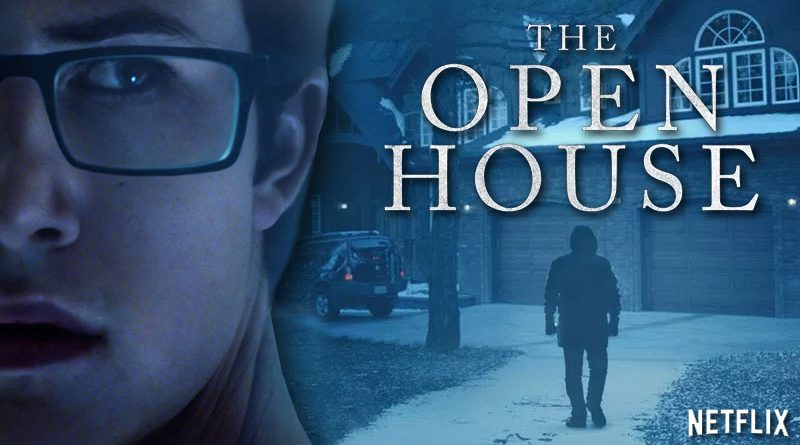 Berk Review The Open House (2018) reviewed by Jonathan Berk