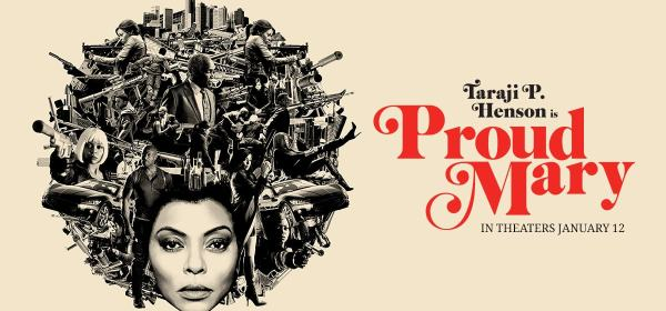 Berk Reviews Proud Mary (2018)