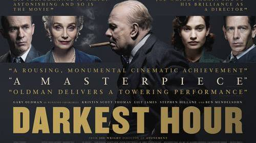 Berk Reviews Darkest Hour (2017)