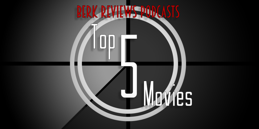 Top Five Movies episode 88 - Craig Sybert