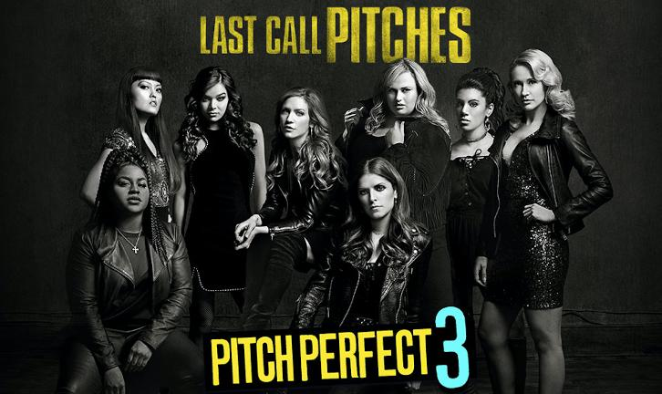 Pitch Perfect 3 (2017) - Berk Reviews