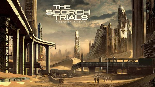 Berkreviews.com Maze Runner: The Scorch Trials (2015)