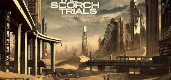 Berkreviews.com Maze Runner: The Scorch Trials (2015)
