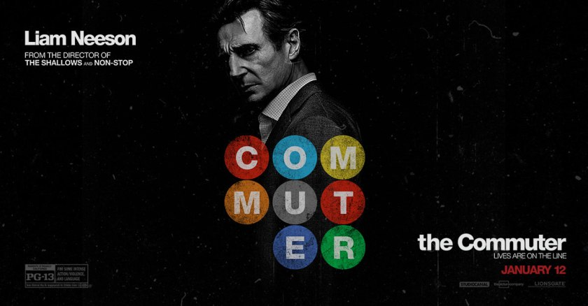 Berk Reviews The Commuter (2018)