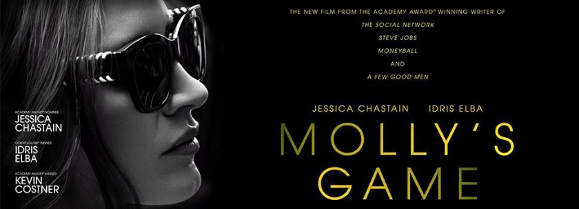 Berk Reviews Molly's Game (2017)