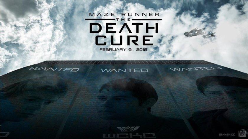 Berkreviews.com review of Maze Runner: The Death Cure (2018)