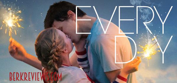 Every Day (2018) reviewed by Jonathan Berk from Berkreviews.com
