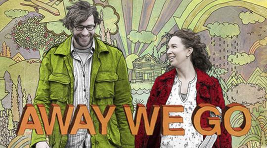 Berkreviews.com Away We Go (2009)