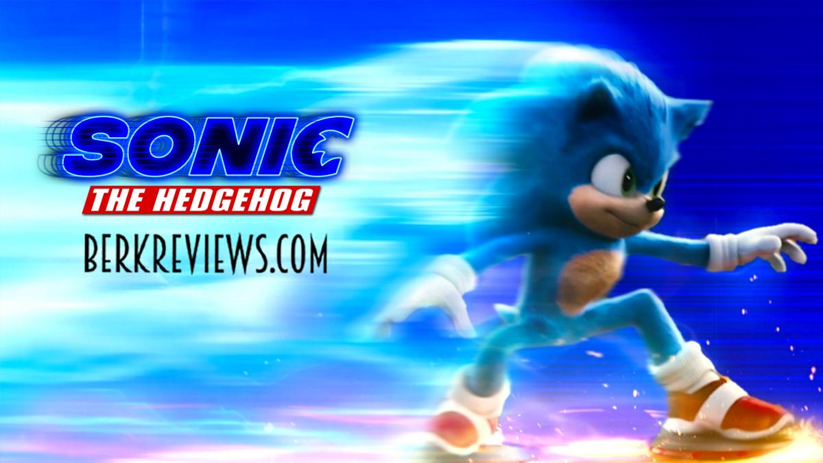 Sonic The Hedgehog 2020 Is A Mini Sugarfree Vanilla Cupcake Berkreviews Com